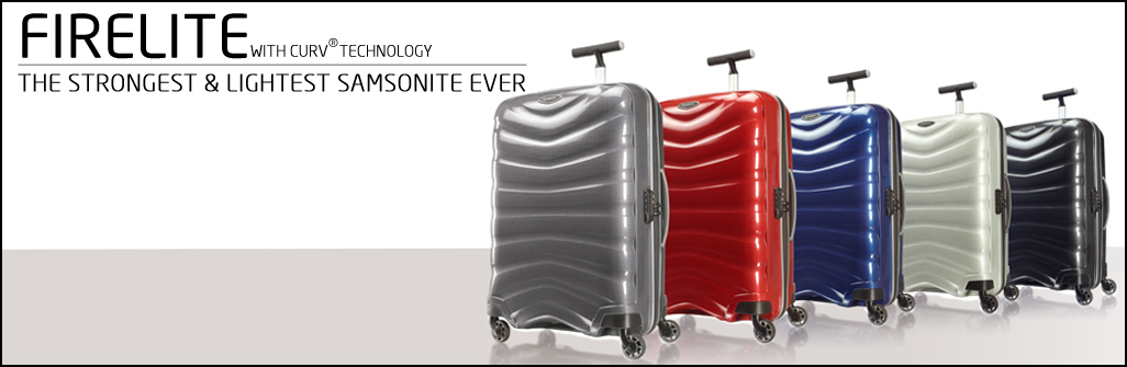 Samsonite Luggage Suitcases