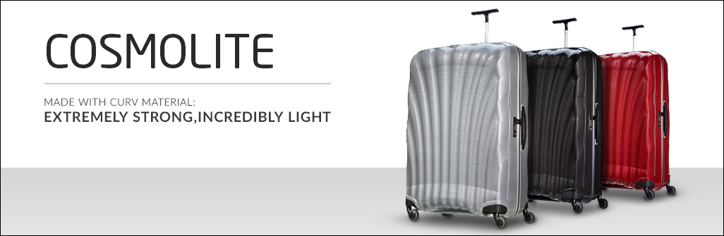 Samsonite luggage, suitcases, travel bags, laptop bags, backpacks